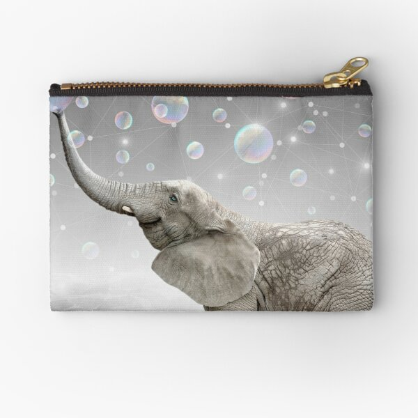 Simple Things Are the Most Extraordinary Zipper Pouch