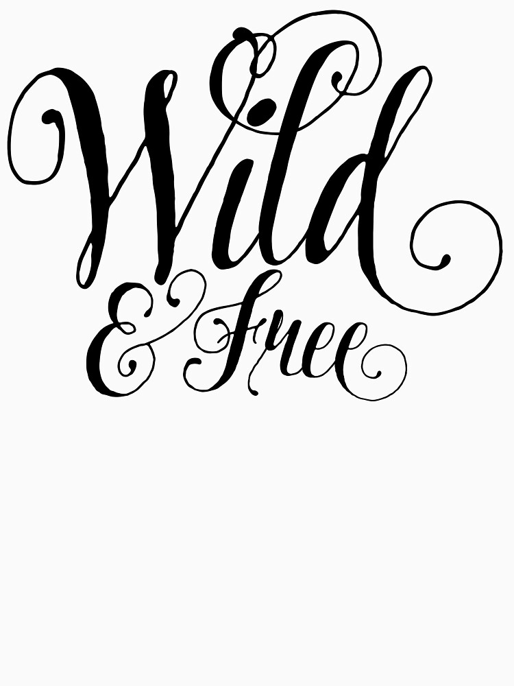 Wild & Free by TheLoveShop