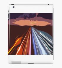 highway iPad Case/Skin