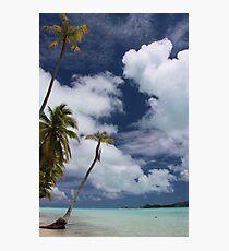 postcard Photographic Print