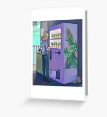Vending machine greeting cards redbubble vending machine greeting card m4hsunfo