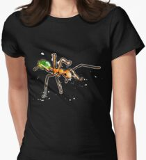 The Green Ant Womens Fitted T-Shirt