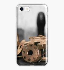 Sewing Supplies iPhone Case/Skin