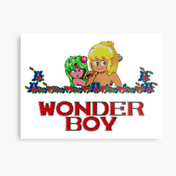 Wonder Boy Metal Print