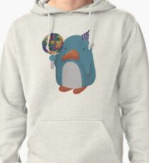 Party Penguin Pullover Hoodie