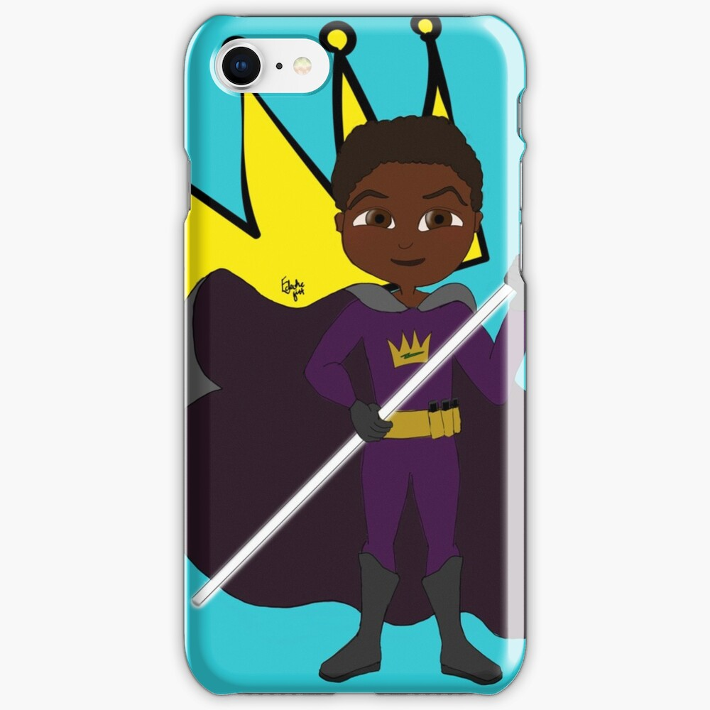 YOUNG ROYALS - Team King - Issa iPhone Case & Cover