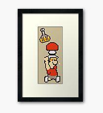 Super Gonzo Bros. 2 Framed Print