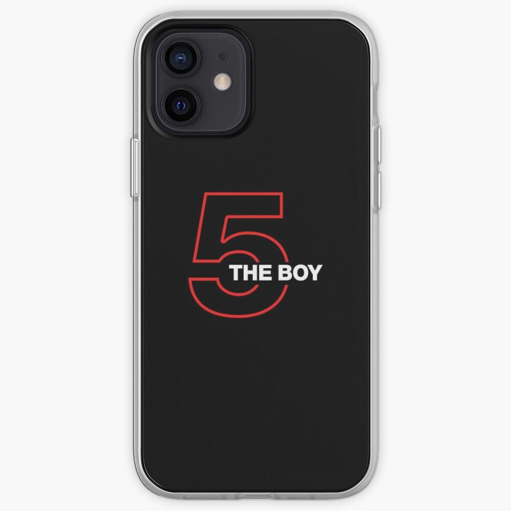 Umbrella Academy Number Five - Le garçon | Coque iPhone