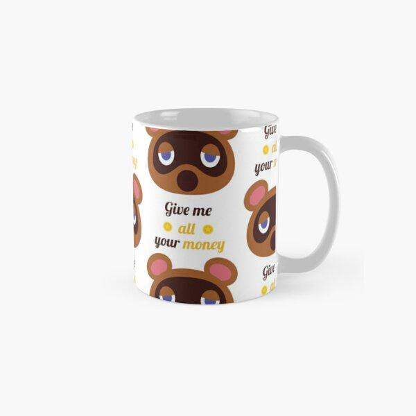 Animal Crossing - Tom Nook - Money Classic Mug