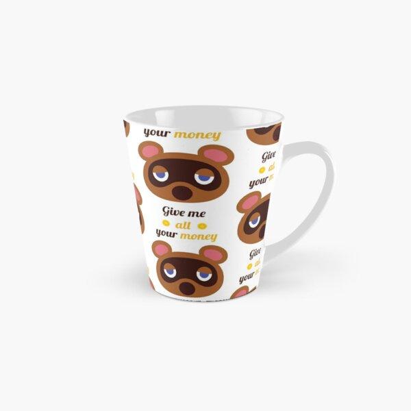 Animal Crossing - Tom Nook - Money Tall Mug