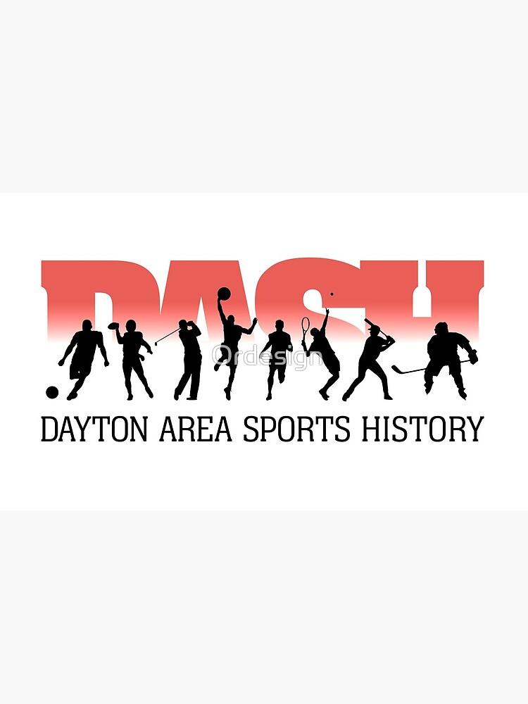 Dayton Area Sports History DASH by Ordesign