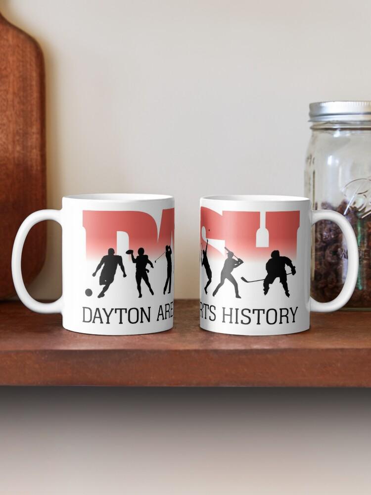 Alternate view of Dayton Area Sports History DASH Mug