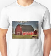 Old Red on the Prairies T-Shirt