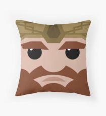 Dwarf Square Throw Pillow