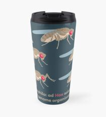 Drosophila Mutations: Ad Hox Solutions for Genome Organization Travel Mug
