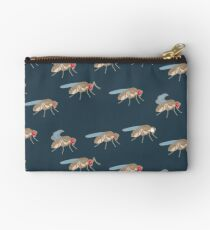 Drosophila Mutations: Ad Hox Solutions for Genome Organization Zipper Pouch