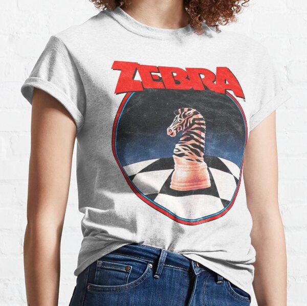 Zebra - No Tellin' Lies Classic T-Shirt