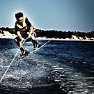 easter wakeboarding. by Jenna Harder