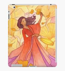 Autumn's Crown of Gold iPad Case/Skin