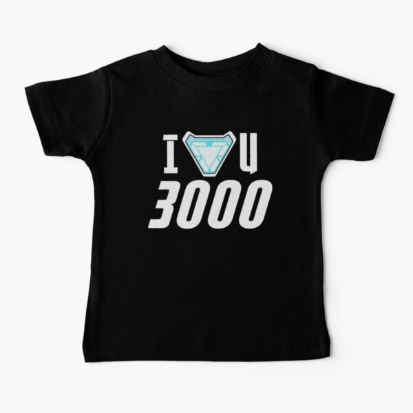 I Love You 3000 Baby T-Shirt