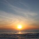 Daytona Beach Florida  Sun and Sea by eoconnor