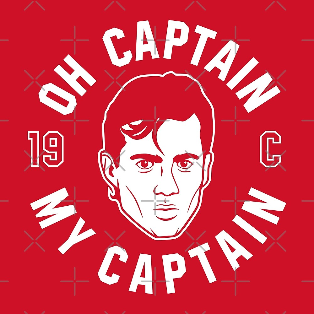 Oh Captain, My Captain. by thedline