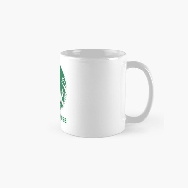 Careful it's hot - Naga Coffee Classic Mug
