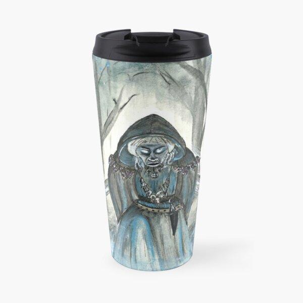 Witch of Blue Myst Travel Mug