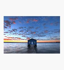 Crawley Boat House Photographic Print