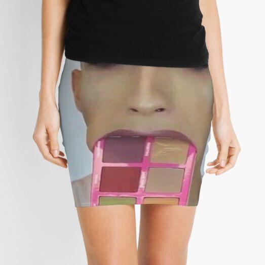 Shitpost Mini Skirts | Redbubble