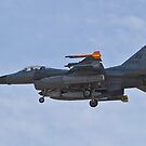 F-16 Fighting Falcon by Henry Plumley