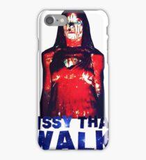 Sissy that Walk (Sissy Spacek) CARRIE iPhone Case/Skin