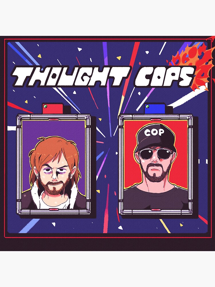 Thought Cops Logo by thoughtcops