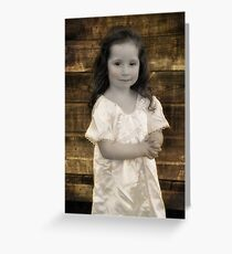 Antiquity Greeting Card