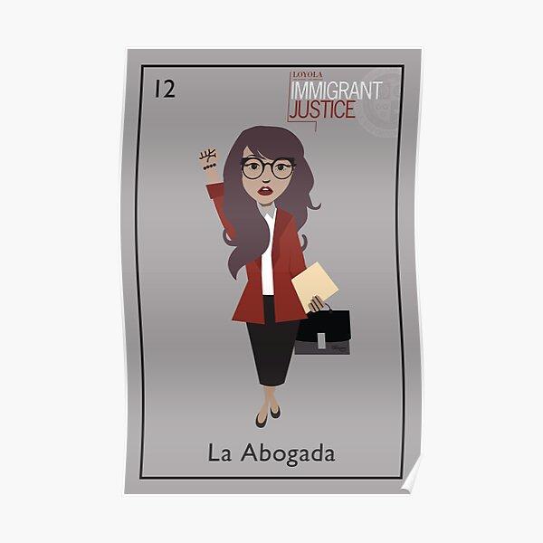 La Abogada Poster