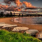 Morning Light -  Long Reef , Sydney - The HDR Experience by Philip Johnson