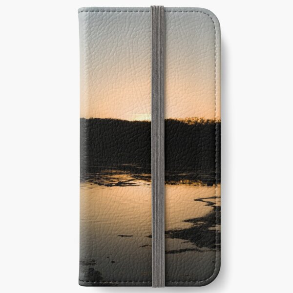 Sunrise Silhouette iPhone Wallet