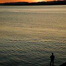 Breakwater Fisherman by eleveneleven