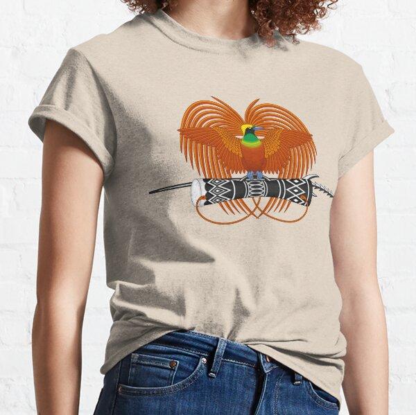 National Emblem of Papua New Guinea Classic T-Shirt