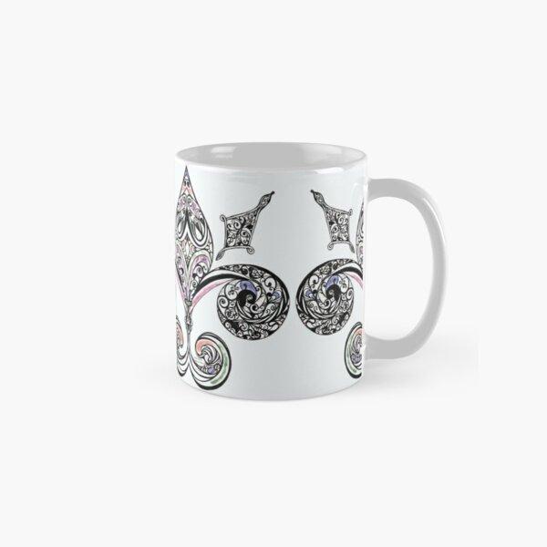Fleur-de-lis Classic Mug