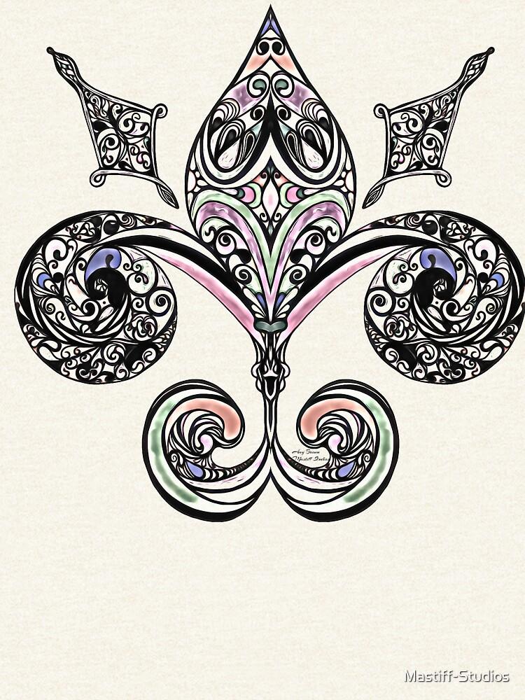 Fleur-de-lis by Mastiff-Studios