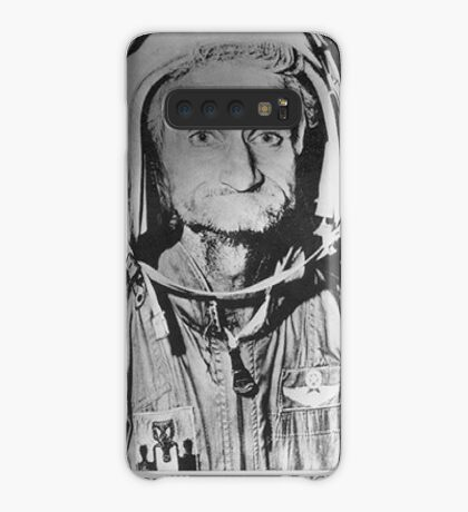 Sleep Tight Tonight Your Air Force is Awake Case/Skin for Samsung Galaxy