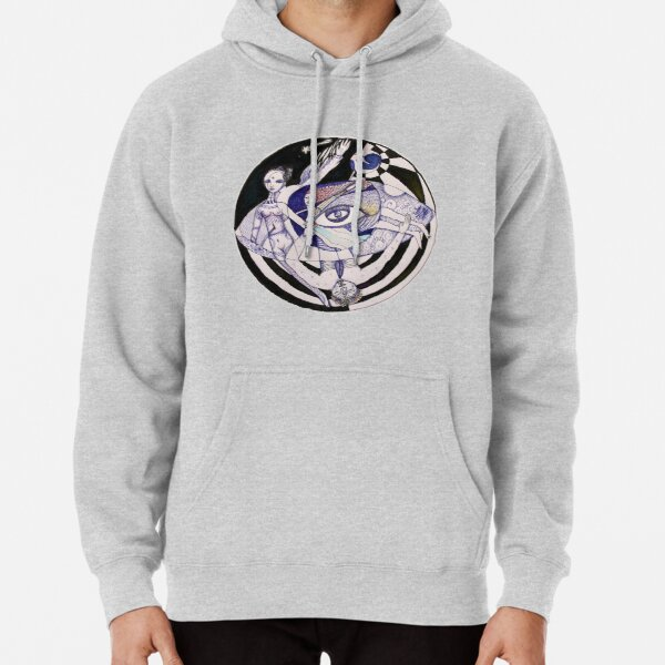 The Light Seekers Journey Pullover Hoodie