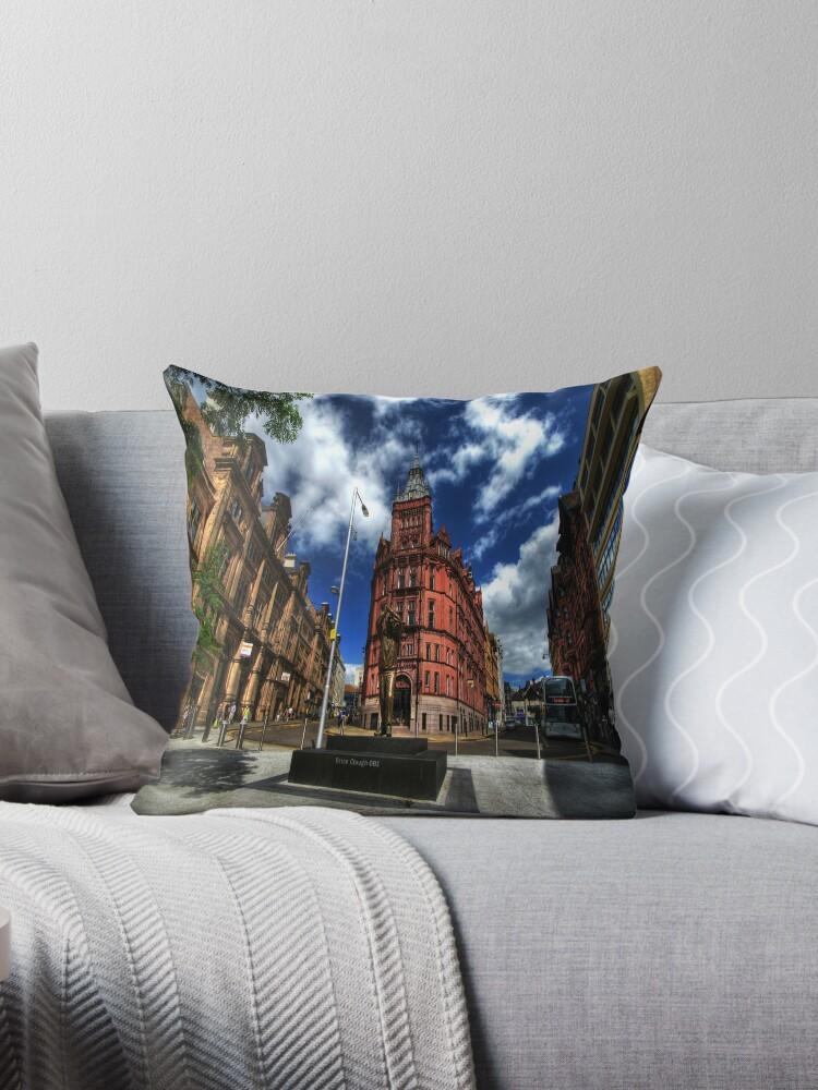 King Street, Nottingham by Yhun Suarez