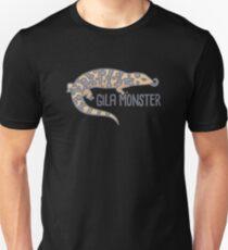 Haustier Gila Monster / Herpetologe Eidechse Reptil Slim Fit T-Shirt