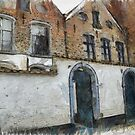 Beguinage Houses - Lier - Belgium by Gilberte