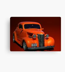 "1938 Chevrolet Coupe ""Be Bop"" Canvas Print"