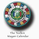 The Tzolkin, the Mayan Calendar by federicografia