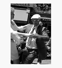 Dancing in the Streets Photographic Print