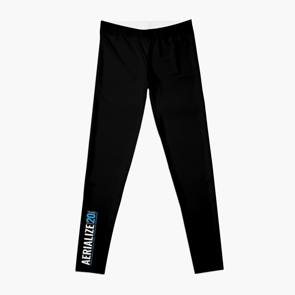 Aerialize Official 20th anniversary Merchandise Leggings